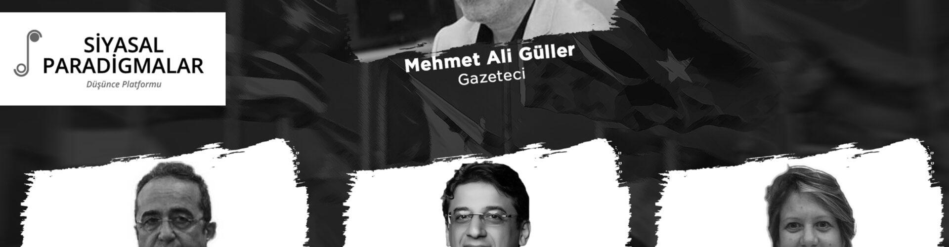 Dünya Halleri'nin Bu Haftaki Konuğu Gazeteci Mehmet Ali Güller